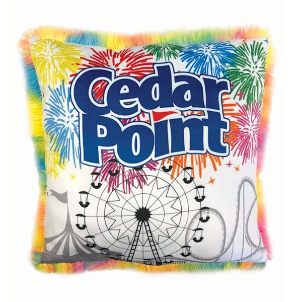 Cedar Point Pillow-enhanced